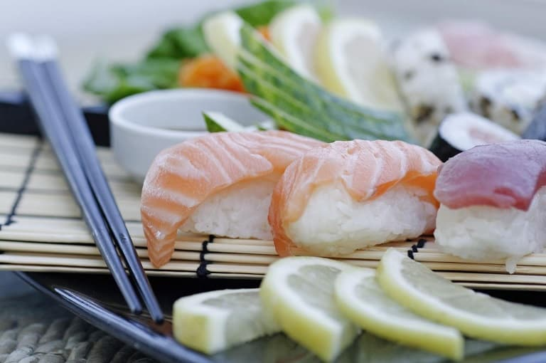 Asia-Sushi