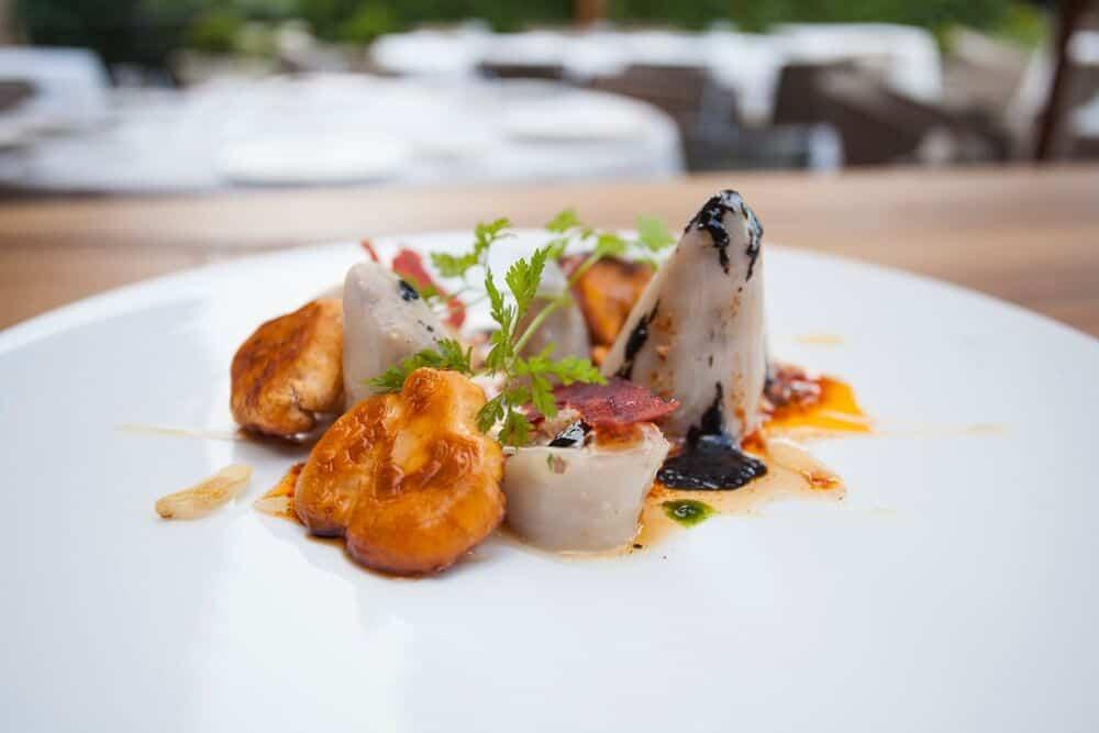 Castel-Peralada-Restaurant-Food