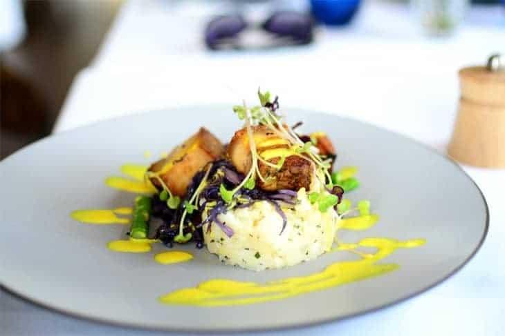 Essen aus Catharinas Restaurant