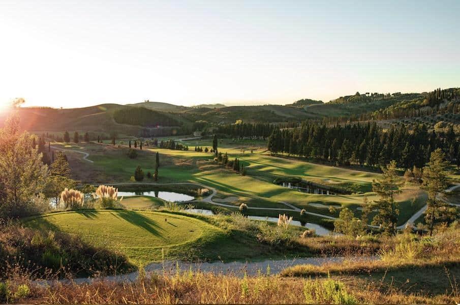 La-Tabaccaia-Castelfalfi-Lake-Course