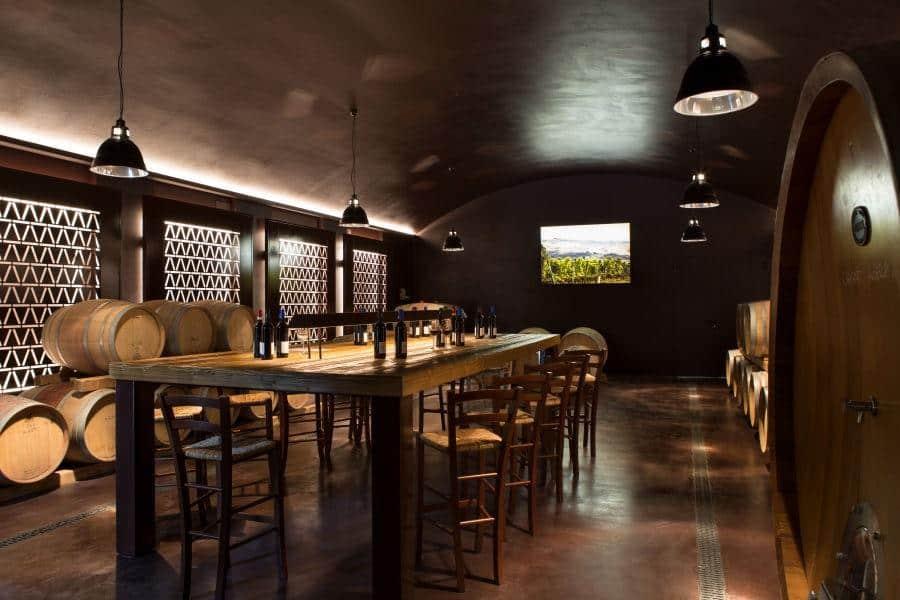La-Tabaccaia-Wine-Cellar