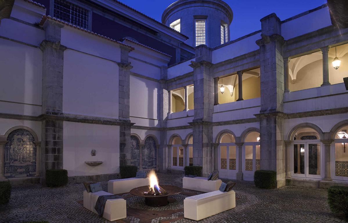 Penha Longa Hotel Exterior View
