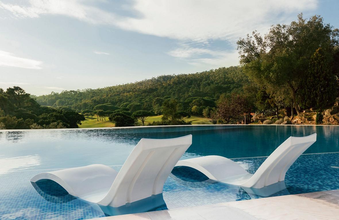 Penha Longa Pool Area