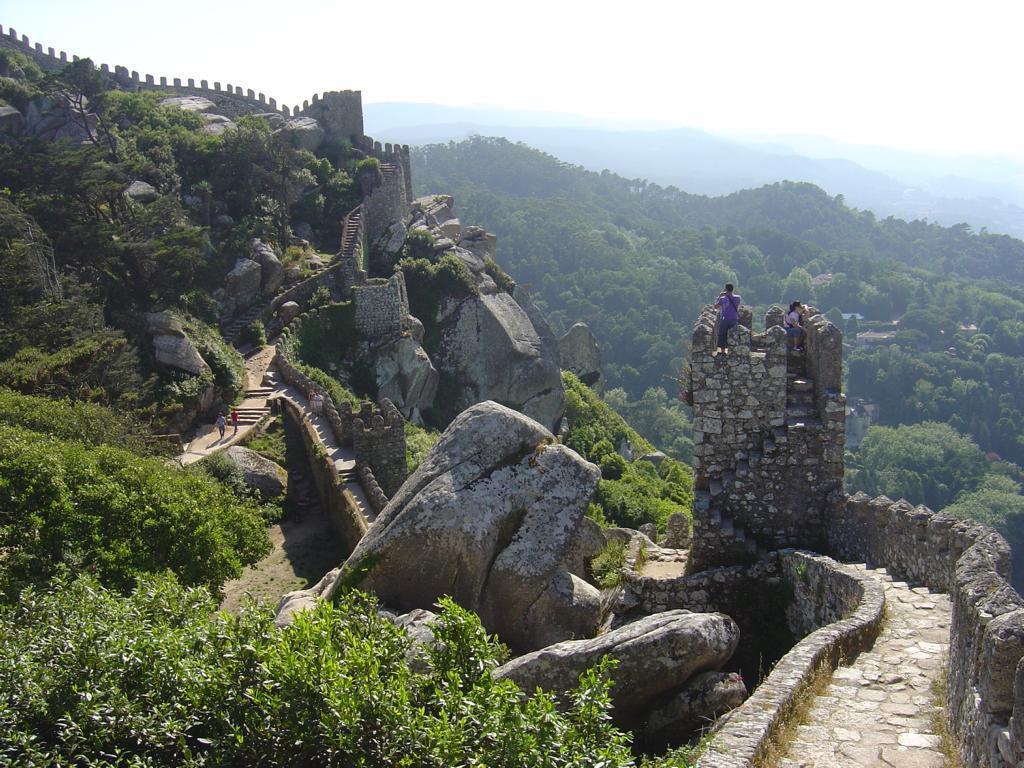 Sintra-Castelo-dos-Mouros
