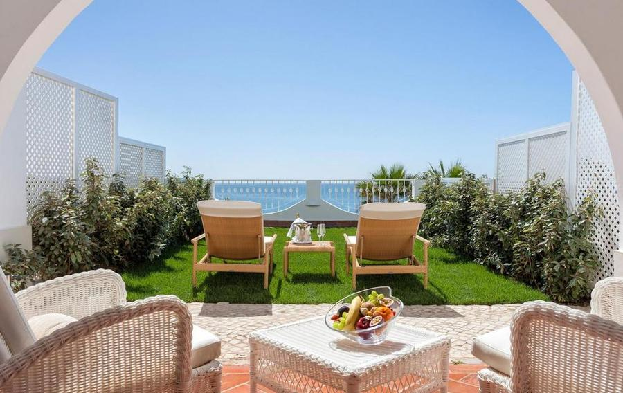 Vila Vita Parc Deluxe Room Sea View Terrace