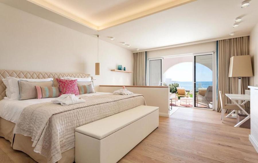 Vila Vita Parc Deluxe Room Sea View
