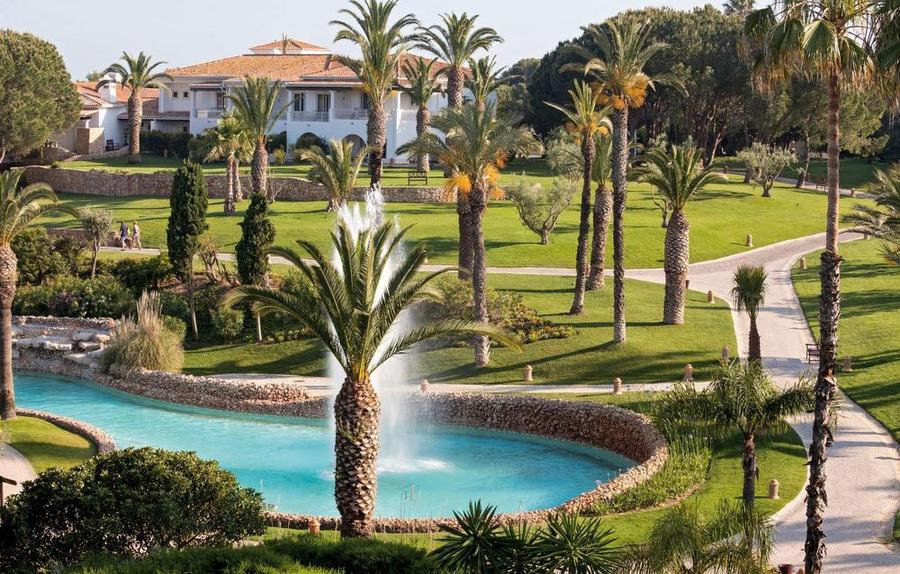 Vila Vita Parc Garden
