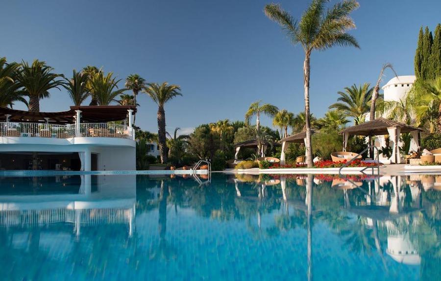 Vila Vita Parc Pool Area 1