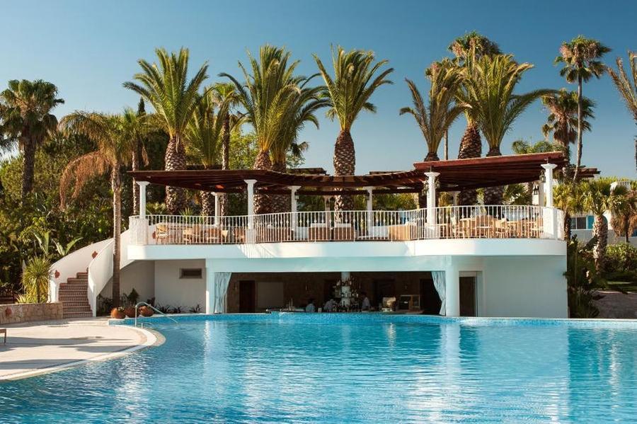 Vila Vita Parc Pool Area 2