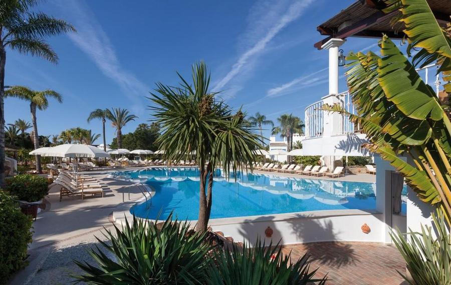 Vila Vita Parc Pool Area 3
