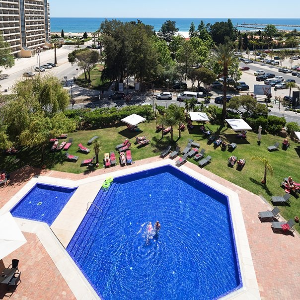Dom Pedro Marina Pool